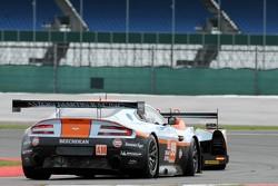 #99 Aston Martin Racing Aston Martin Vantage V8: Andrew Howard, Paul White, Jonny Adam