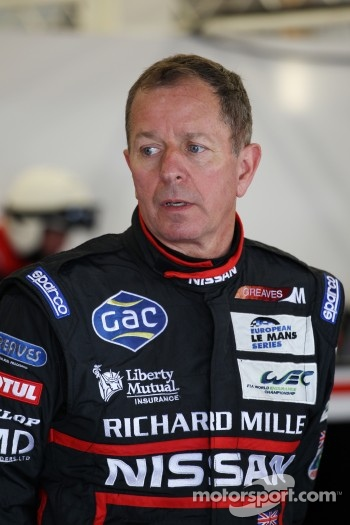 Martin Brundle