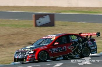 James Courtney, Holden Racing Team