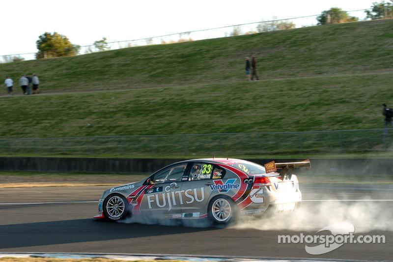 Alexandre Prémat, Fujitsu Racing
