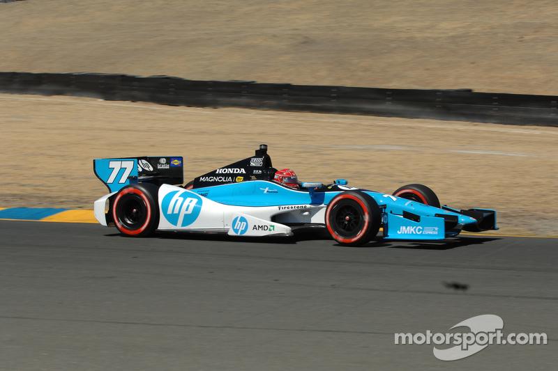 Simon Pagenaud, Schmidt Hamilton HP Motorsports Honda