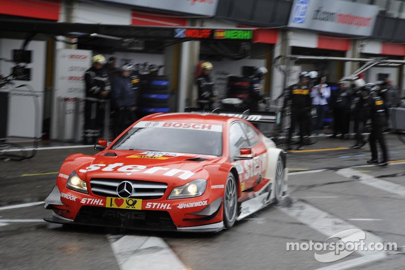 Robert Wickens, Mucke Motorsport AMG Mercedes C-Coupe