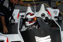 #6 Muscle Milk Pickett Racing: Lucas Luhr, Klaus Graf