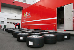 Tires ready