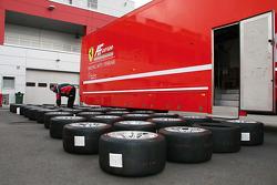 Tires ready