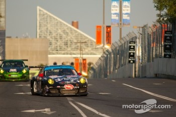 #66 TRG Porsche 911 GT3 Cup: Marc Bunting, Spencer Pumpelly