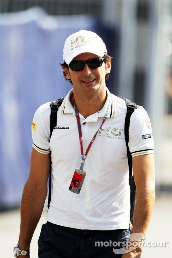 Pedro De La Rosa, HRT Formula 1 Team