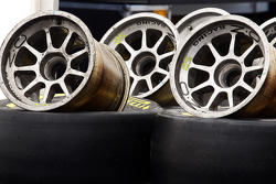 Oz Racing wheel rims for Sergio Perez, Sauber