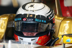 Ma Qing Hua, Hispania Racing F1 Team