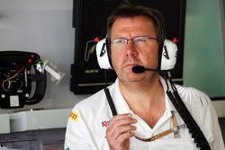 Sahara Force India F1 Team engineer