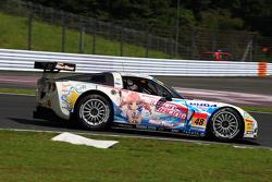 #48 Dijon Racing Callaway Corvette Z06R GT3: Hiroshi Takamori, Shogo Mitsuyama