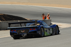 #90 Spirit of Daytona Chevrolet Corvette DP: Antonio Garcia, Richard Westbrook