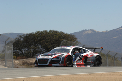#51 APR Motorsport Motul Audi R8 GRAND-AM: Jim Norman, Dion von Moltke