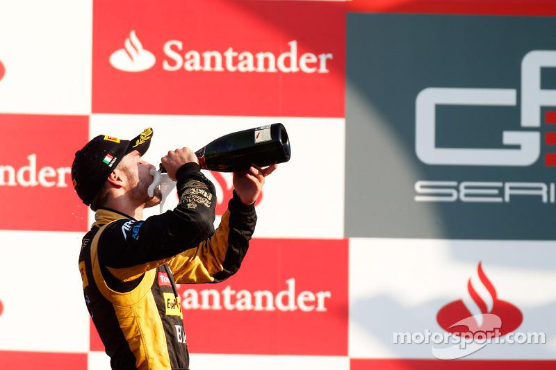 1st place Daniel Abt