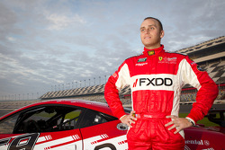 #69 AIM Autosport Team FXDD Racing with Ferrari Ferrari 458: Jeff Segal