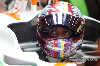 Rodolfo Gonzalez, Sahara Force India Formula One Team