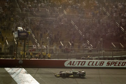 Ed Carpenter, Ed Carpenter Racing Chevrolet takes the checkered flag