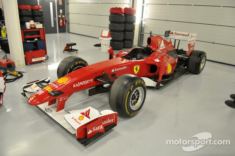 Ferrari F2009