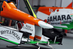 Sahara Force India F1 front wing