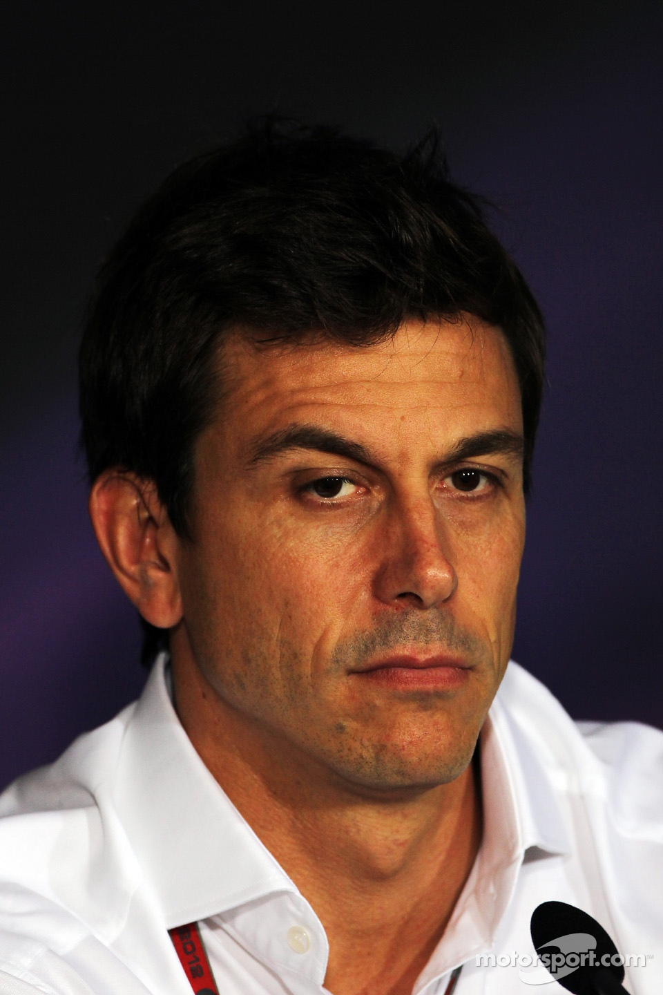 Toto Wolff, Williams Chief Executive Officer