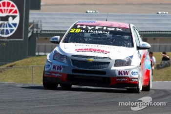 Robb Holland, Chevrolet Cruze 1.6T, bamboo-engineering