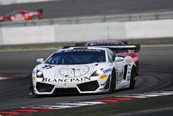 #25 Reiter Engineering Lamborghini Gallardo LP600: Peter Kox, Stefano Rosina