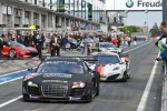 #30 GT3 Racing Audi R8 LMS: Peter Belshaw, Craig Wilkins, Adam Christodoulou
