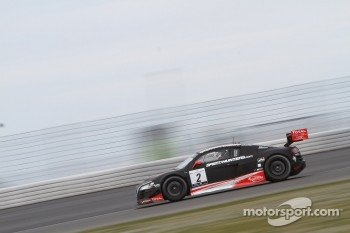 #2 Belgian Audi Club Team WRT Audi R8 LMS ultra: Edward Sandstrm, Laurens Vanthoor, Marco Bonanomi