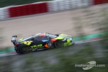 #46 Kessel Racing Ferrari 458 Italia: Valentino Rossi, Alessio Salucci, Andrea Ceccato