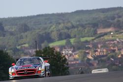 #38 All-Inkl.com Munnich Motorsport Mercedes-Benz SLS AMG GT3: Marc Basseng, Markus Winkelhock