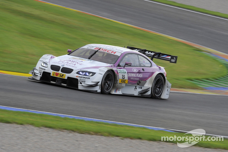 Andy Priaulx, BMW Team RBM BMW M3 DTM