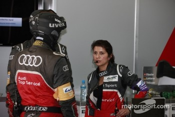 Leena Gade, Audi race engineer