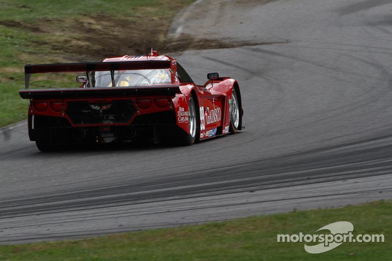 # 99 GAINSCO/Bob Stallings Racing Chevrolet Corvette DP: Jon Fogarty, Alex Gurney
