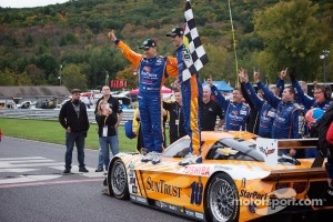 Race Winners #10 SunTrust Racing Corvette DP: Max Angelelli, Ricky Taylor
