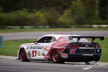 #57 Stevenson Auto Group Stevenson Motorsports Camaro GT.R: John Edwards, Robin Liddell 