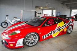 Ferrari F430 Challenge Motorsport.com car