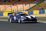 #44 Team Pouchelon Dodge Viper Coup CC S2: Franck Morel; Erwin France