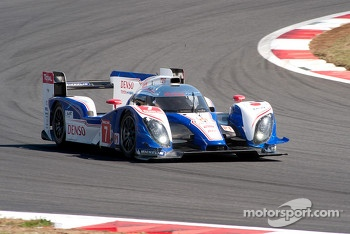 #7 Toyota Racing Toyota TS030 Hybrid: Alexander Wurz, Nicolas Lapierre, Kazuki Nakajima