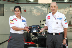 Monisha Kaltenborn, Managing director, Sauber F1 Team takes over the role as team principle from Peter Sauber, Sauber F1 Team, Team Owner