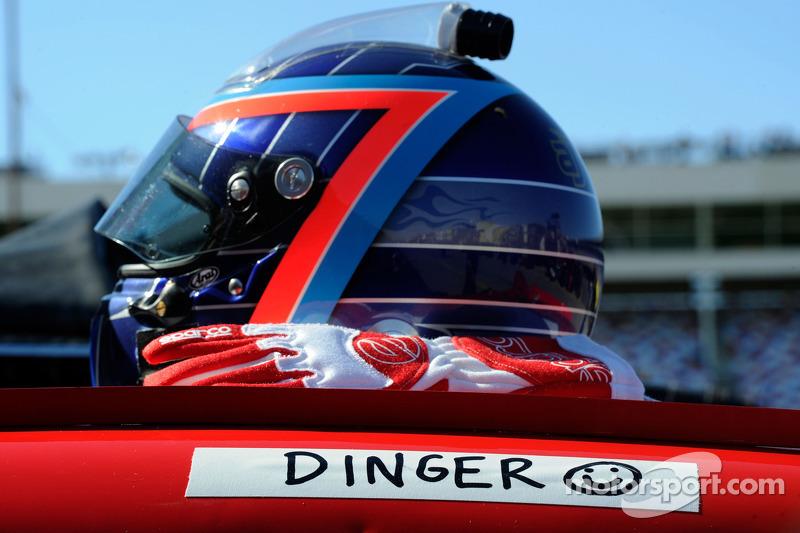 A.J. Allmendinger, Phoenix Racing Chevrolet helmet