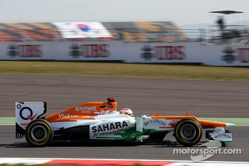 Paul di Resta, Sahara Force India