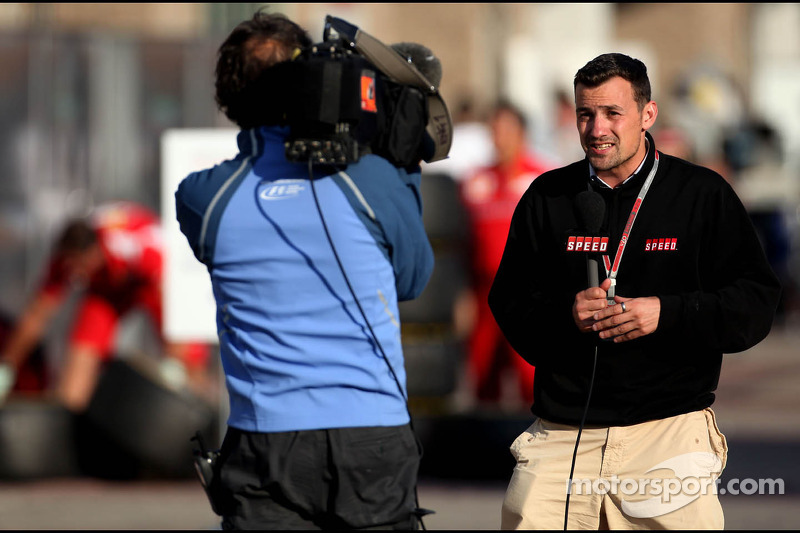 Will Buxton, Speed TV