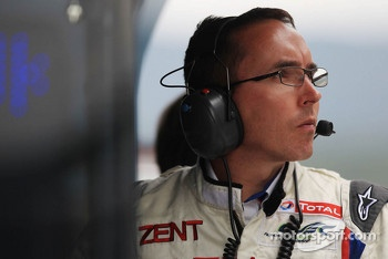 Toyota ORECA technical director David Floury