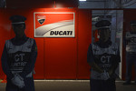 Ducati signage