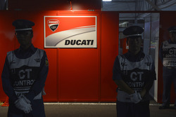 Ducati signage