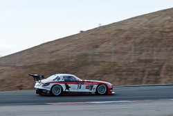 #18 Black Falcon Mercedes-Benz SLS AMG GT3: Congfu Cheng, Jeroen Bleekemolen, Dominik Baumann