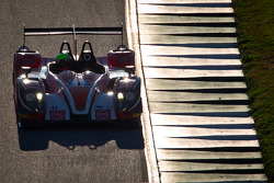 #37 Conquest Endurance Morgan Nissan: Martin Plowman, David Heinemeier Hansson