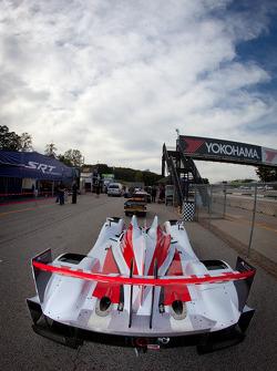 #1 Greaves Motorsports Zytek Z11SN Nissan