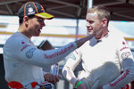 Craig Lowndes and Richard Lyons