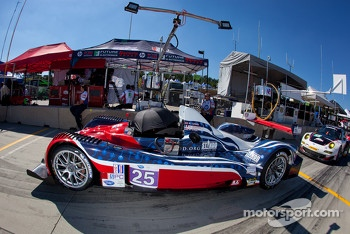 #25 Dempsey Racing Oreca FLM09